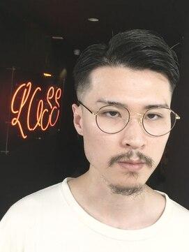 アブアイロス(LOSS)【stylist/shogo】フラップバーバー