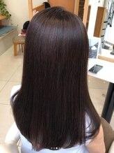 ヴァンカウンシル 伊勢佐木町店(VAN COUNCIL)〈VANCOUNCIL〉ナチュラルラベンダーカラーオージュア黒髪