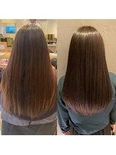 ループス(Roops)これからの季節にオススメ【髪質改善】酸性ストレート