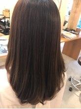 コトン ハナレ(COTON hanare)髪質改善美髪カラー+メンテナンスカットコース*