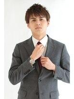 【2016】スーツに合うオシャレメンズカット☆