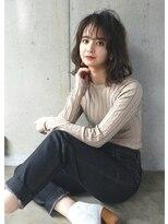 メアモーイ(MEER MOOI)【SHUN】~グレージュ×軽めバング~