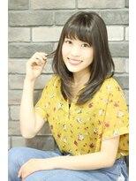 エピス 麻生1号店(epice)【エフォートレス】大人かわいい◇ひし形ハニーヘア