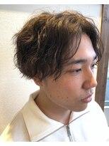 ヘアー リラクゼーション アンヴィ(Hair Relaxation anvi)スパイラルマッシュ