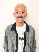 *【AO晴】90s☆男らしいボウズベースの抜きっぱなしホワイト