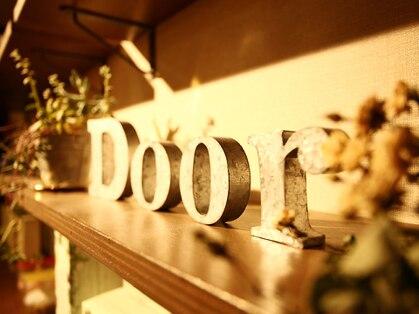 ヘアーアンドライフ ドア(hair&life Door)の写真