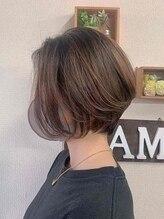 ヘアー クリエイション アミー あびこ店(Hair Creation ami)
