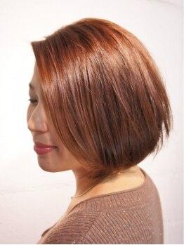 ソリッソ(sorriso)の写真/【エイジングケアスパ♪】アロエなどの天然成分たっぷりのジェルスパが人気♪頭皮から健康でキレイな髪を―