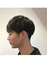 ケーオーエス(KOS beauty hair, nail & eyelash)ショートマッシュ