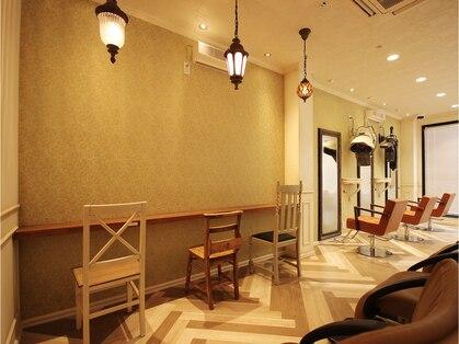 エスアンドエフ美容室 フォーティーワン瀬名店(S&F)の写真