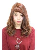 ヘア エスト 古賀店(HAIR EST)【女子力UP♪】ピンクアッシュカール