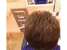 ラピスるりの雰囲気(美髪カラークリニックで一年後の髪の体力を落とさずツヤさらへ!)