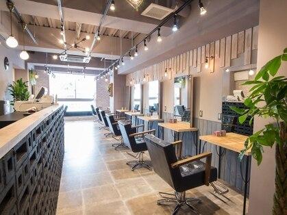 アグ ヘアー フォンテ 大泉学園店(Agu hair fonte)の写真