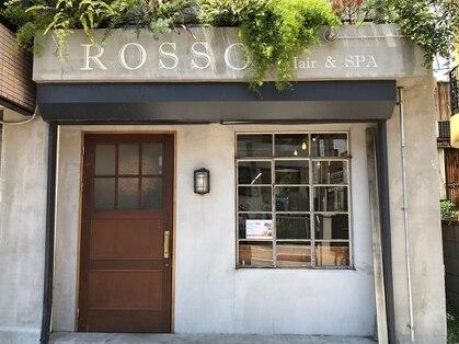 ロッソ ヘアーアンドスパ 獨協大学前店(ROSSO)の写真