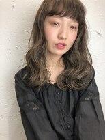 クリアーオブヘアー 栄南店(CLEAR of hair)【CLEAR】ブルージュ×ハイライトカラー