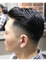 バーバー タイム オブ ディライト(Barber Time Of Delight)barber style