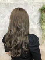 グランジュテ ヘアアンドスパ 新検見川(GRAND JETE Hair&Spa)透明感カラー♪[新検見川]