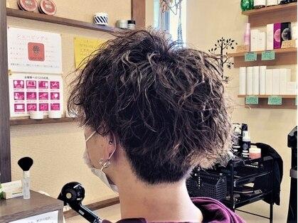 アジト オブ ヘア(Ajito of hair)の写真