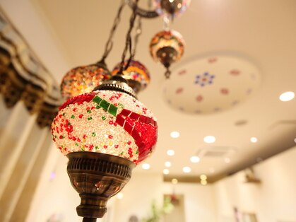 ランプヘアー(LAMP HAIR)の写真