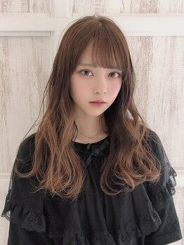 リゼル シブヤ(RISEL SHIBUYA)の写真/痛みにくい美髪ハイトーン/グレージュ/グラデーションで作る本命ヘア!トレンドを求めるなら[RISEL]に急げ♪