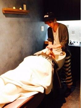 """ノべリ(novere) の写真/カウンセリングシートをもとに、""""8種類""""の中から、あなたの髪質にピッタリなヘッドスパをご提供します★"""