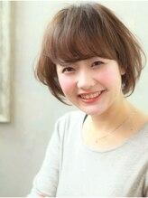 ルル ヘアーデザイン(LULU hair design)☆ナチュラル☆ リラックスショート♪