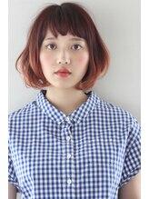 モッズ ヘア 池袋店(mod's hair)エアリーボブ【MILA 2009 S/S】