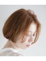 ブロス ザ ヘアー(bros.THE HAIR)★外国人風柔らかボブ★