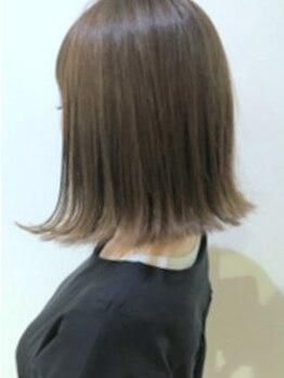 ルカ ヘアデザイン(Luca hair design)の写真/お手入れ簡単◎毎日続く可愛い最旬style☆圧巻の技術×ハイセンスで女子の日常をもっとお洒落に…♪