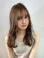 レア 渋谷(Le'a)【Le'a渋谷Jo】ロング_ニュアンスカラー_大人ガーリー