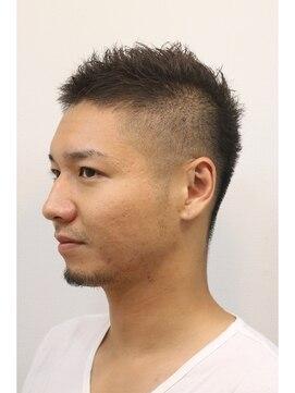 ヘアアンドメイクジップ恵比寿 (Hair&Make ZIP)刈り上げベリーショート