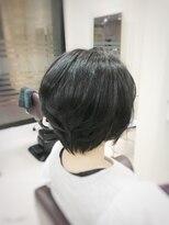 クール ヘアー ギャラリー 神明町店(COOL Hair gallery)大人ショート☆ふんわりと