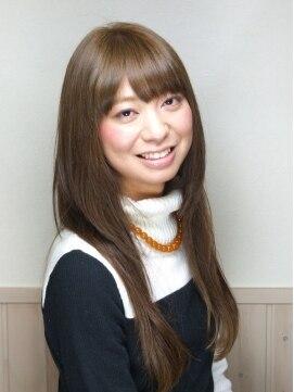 ハグ 肴町店(Hair&Make HUG)サラ☆ツヤ☆ストレート