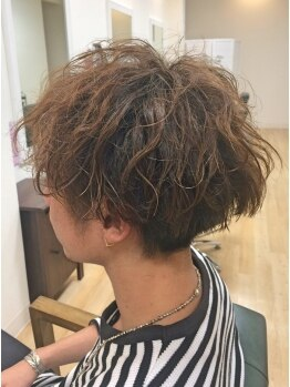 ヘアーズモイ(hair'smoi!)の写真/メンズも通いやすい雰囲気が魅力。カジュアル~ストリート系までカッコよくキマルスタイルをご提案!