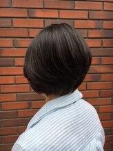 ヘアーサロン ウェン(hair salon WEN)襟足軽やかボブ