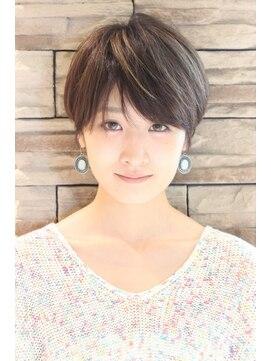 智子 髪型 山口