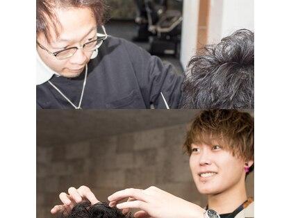 エスフォーメン 愛国西店(es for men)の写真