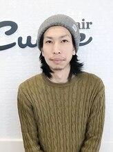 クオレヘアー 梅田店(Cuore hair)山田 信也