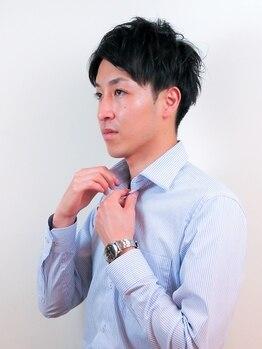 エムタニグチイプセ(M.TANIGUCHI ipse)の写真/あなたの魅力を最大限に引き出すスタイル。カジュアルからビジネスシーンまで幅広く対応◎男女共に好印象!!
