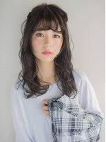 オジコ(ojiko)☆月曜営業☆【ojiko.】大人可愛い簡単ハーフアップ