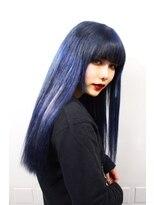 ラニシス ヘアー(Lanisis Hair)ブルー