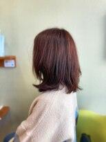 ライフヘアデザイン(Life hair design)フェアリー大人ミディー