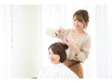 10年以上渋谷でキャリアを積んだ美容師がお客様の『お悩み』『ご希望』に応えます。