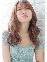 ヘアーアンジェ グロウ 武蔵小杉店(Hair ange grow)【Hair ange grow】ハイライトグラデーションカラー×ベージュ