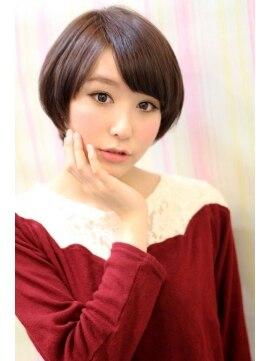 アイフラップ(I-FLAP)小川淳子 オシャレカワイイ♪ナチュラルな小顔ショートヘア