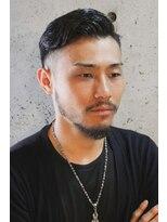 ビューメゾン(BEAU MAISON)外国人風メンズヘアー