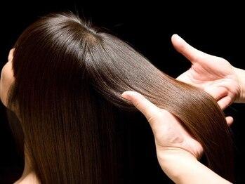 """オト プログレスヘアー(Oto progress hair)の写真/""""どんな髪も綺麗に―""""バイオプログラミングシステムによる技術,アイテムを駆使し髪本来の美しさを取り戻す!"""