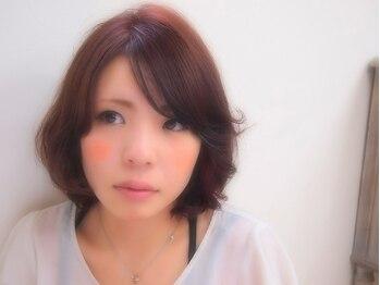 フェイス(faith)の写真/【ツヤのある自然な仕上りに♪】大人女性の魅力を最大限に引き出す施術が◎あなたの理想の髪色を実現♪