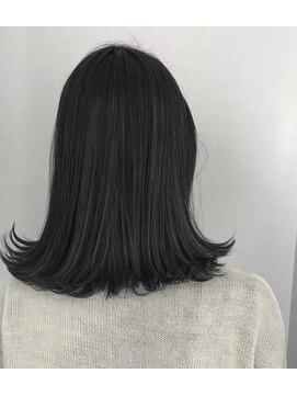 ネオヘアー 曳舟店(NEO Hair)外ハネカジュアルボブ(曳舟)