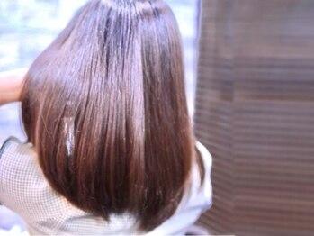 ヴィソップ(V.S.O.P)の写真/ずっと美しくいられるように髪本来の美しさを取り戻しませんか?傷んで扱いにくい髪を理想の髪質へと改善☆